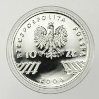 Polen / Poland 10 Zloty 2006 30 Jahre Arbeiteraufstand