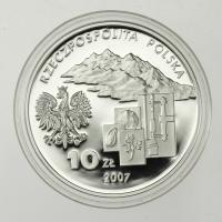 Polen / Poland 10 Zloty 2007 Ignacy Domeyko