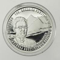 Polen / Poland 10 Zloty 2009 100 Jahre Bergwacht in Tatra