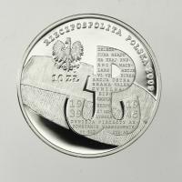 Polen / Poland 10 Zloty 2009 Polnischer Untergrund