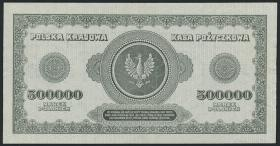 Polen / Poland P.036 500.000 Marek 1923 (2)