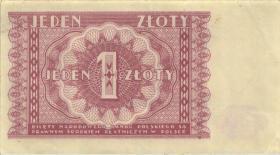 Polen / Poland P.123 1 Zloty 1946 (3)