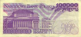 Polen / Poland P.162 1.000.000 Zlotych 1993 (3)