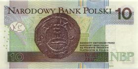 Polen / Poland P.neu 10 Zlotych 2016 (1)