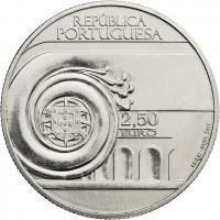 Portugal 2,5 Euro 2013 Villaret (CuNi)