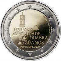 Portugal 2 Euro 2020 Uni Coimbra im Folder PP