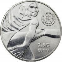 Portugal 7,5 Euro 2016 Eusebio (CuNi)