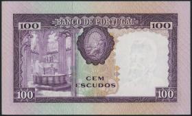 Portugal P.165 100 Escudos 1961 (2+)