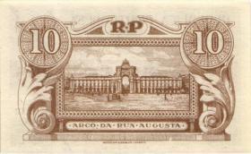 Portugal P.101 10 Centavos 1917-1925 (1)