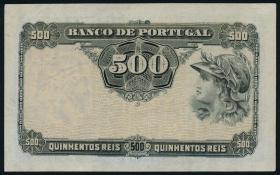 Portugal P.105 500 Mil Reis (1910) (2)