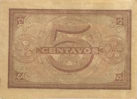 Portugal P.097 5 Centavos 1918 (1-)