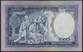 Portugal P.166 1000 Escudos 1961 (3+)