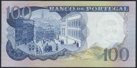 Portugal P.169b 100 Escudos 1978 (1-)