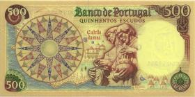 Portugal P.170b 500 Escudos 1979 (1)