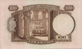 Portugal P.159 100 Escudos 1957 (1)