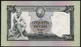 Portugal P.164 50 Escudos 1964 (1)