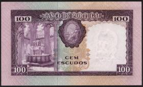 Portugal P.165 100 Escudos 1961 (1/1-)