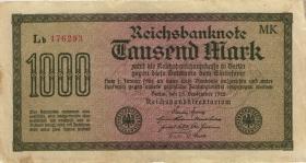 "Propagandanote "" Hitler "" (3)"