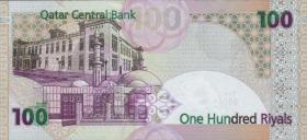 Qatar P.24 100 Riyals (2003) (1)