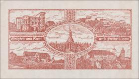 Reichsbahn Berlin 10 Billionen Mark 1923 (1)