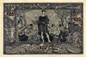 R-BAD 07a: 500 Mark 1922 (2)