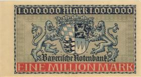 R-BAY 10: 1 Millionen Mark 1923 (2)