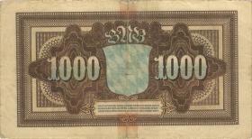 R-BAY 5b: 1000 Mark 1922 AA 5-stellig (4)