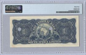 Rhodesien / Rhodesia P.S122s 1 Pound 1922 Specimen (1)