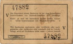 R.916o: Deutsch-Ostafrika 1 Rupie 1915 V (2)