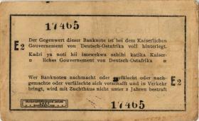 R.916u: Deutsch-Ostafrika 1 Rupie 1915 E2 SN:17465 (2)