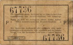 R.918c: Deutsch-Ostafrika 1 Rupie 1915 F (3)