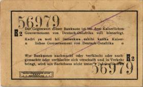 R.928l: Deutsch-Ostafrika 1 Rupie 1916 R2 (1-)
