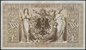 R.021: 1000 Mark 1903 (2/1)
