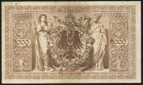 R.036: 1000 Mark 1908 (3+)