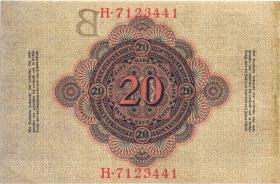 R.040b: 20 Mark 1910 (1/1-)