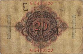 R.040bF: 20 Mark 1910 (3