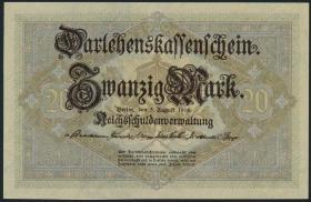 R.049b: 20 Mark 1914 7-stellig (2/1)