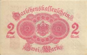 R.052a: 2 Mark 1914 ohne Unterdruck (1/1-)