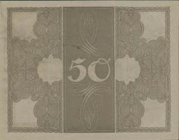 R.056e: 50 Mark 1918 Trauerschein (1)