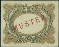 R.057M: 50 Mark 1918 (1) Muster