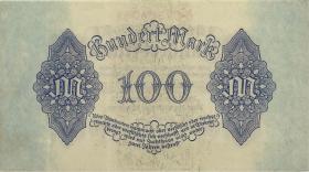 R.072: 100 Mark 1922 (1/1-)