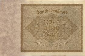 R.081bA: 1000 Mark 1922 A (2-)