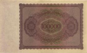 R.082b: 100.000 Mark 1923 T (1-)