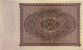 R.082c: 100.000 Mark 1923 T (1-)