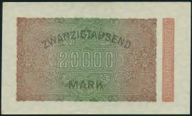 R.084c: 20000 Reichsmark 1923 7-stellig (1)