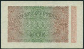 R.084a: 20000 Mark 1923 5-stellig  (3)