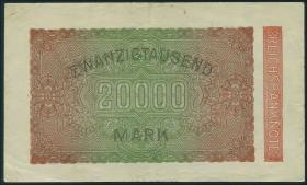 R.084f: 20000 Reichsmark 1923 (2)