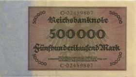 R.087b 500.000 Mark 1923 Reichsdruck (2)