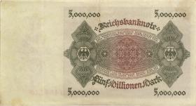 R.088 5 Mill. Mark 1923 Medaillon (2)