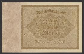 R.110Fa: 1 Milliarde Mark 1923 Doppeldruck (1/1-)